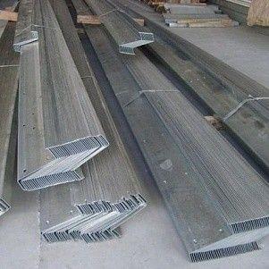 Профили стальные гнутые зетовые Z 270х80х20х1.2 мм ГОСТ 13229-78
